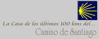 The last 100 kms of the Camino of Santiago